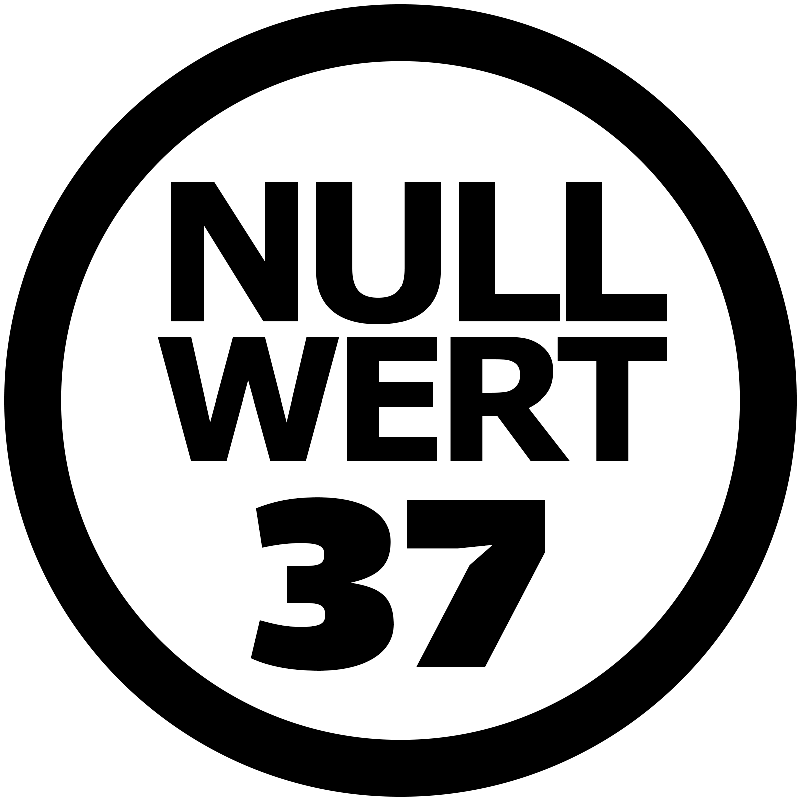 NW037-Nullwertmarketing